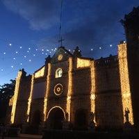 Photo taken at Sto. Thomas de Villanueva Parish (Danao City Church) by Jep V. on 12/20/2016