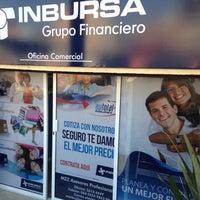 Photo taken at Inbursa Picacho by Lalo L. on 3/14/2014