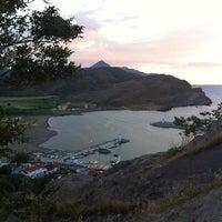Photo taken at Imroz Poseidon by Gamze Y. on 6/30/2013