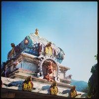 Photo taken at Hanuman mandir by Chris B. on 11/13/2013