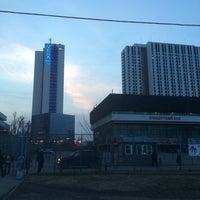 Снимок сделан в Конгресс-центр пользователем Vladimir :. 3/24/2014