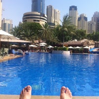 Photo taken at Habtoor Grand Resort, Autograph Collection by Jason L. on 5/26/2013