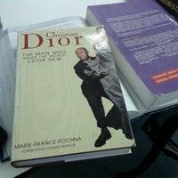 Photo taken at UMS Library by ilishazwani on 9/21/2012