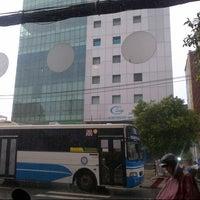 Photo taken at HSBC Phan Dang Luu by thu t. on 5/3/2013