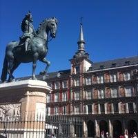 Foto tomada en Plaza Mayor por Juan C. el 8/10/2013