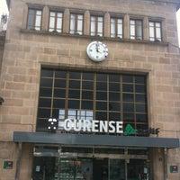 Foto tirada no(a) Estación de Ourense - Empalme | ADIF por Juan C. em 2/25/2013