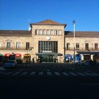 Foto tirada no(a) Estación de Ourense - Empalme | ADIF por Juan C. em 12/23/2012