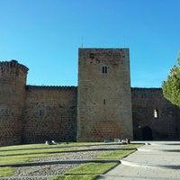 Photo taken at Castillo De Valdecorneja by Juan C. on 12/22/2015