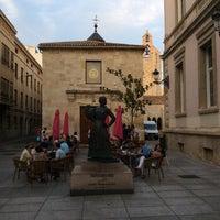 Photo taken at Calle Mayor by Juan C. on 7/24/2014