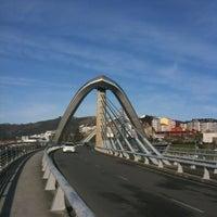 Foto tirada no(a) A Ponte do Milenio por Juan C. em 12/28/2012