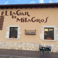 Photo taken at El Lagar de Milagros by Juan C. on 7/4/2015