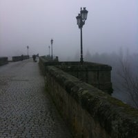Foto tirada no(a) Ponte Romana de Ourense por Juan C. em 2/25/2013