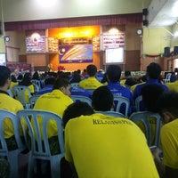 2/25/2017에 Syam S.님이 Dewan Jubli Perak Politeknik Kota Bharu에서 찍은 사진