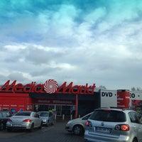 Photo taken at Media Markt by Danijela . on 12/28/2013