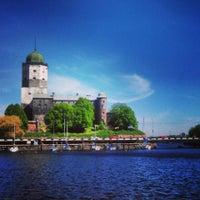Снимок сделан в Выборгский замок пользователем Kirill P. 5/28/2013