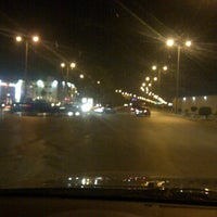 Photo taken at King Abdulaziz Road by Anas B. on 11/13/2012