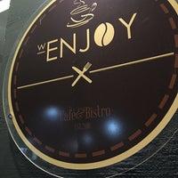 3/3/2018 tarihinde Binnur P.ziyaretçi tarafından Enjoy Cafe Bistro'de çekilen fotoğraf