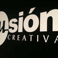 Photo taken at Fusión Creativa by Rafael C. on 4/24/2014