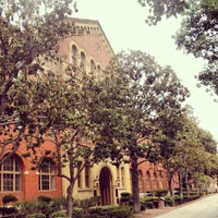 Photo taken at University of Southern California by Anna V. on 7/21/2013