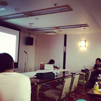 Photo taken at 四季の宿 ぽぷら by o t. on 9/7/2013