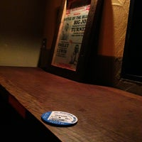 Photo taken at Bar east gate by ガシ G. on 1/25/2014