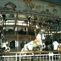 Photo taken at The Carousel by Joshua H. on 2/10/2013