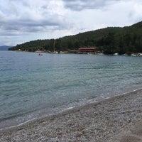 4/7/2018 tarihinde Esra G.ziyaretçi tarafından Akbuk Plaji'de çekilen fotoğraf