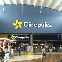 Photo taken at Cinépolis by Jhonny O. on 9/22/2012