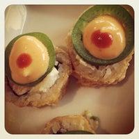 Photo taken at Banbu Sushi Bar & Grill by Gary W. on 9/1/2013