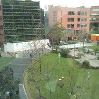 Photo taken at Centro de Información - UPC by Fio F. on 11/10/2012