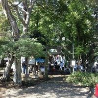 10/8/2012にNaryが蘆花恒春園 (蘆花公園)で撮った写真