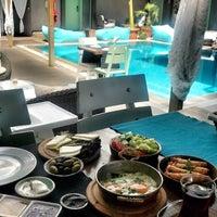 Das Foto wurde bei Brera boutique otel von Seda Ş. am 7/13/2018 aufgenommen