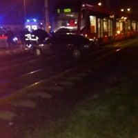 Das Foto wurde bei Pekná cesta (tram, bus) von Monika B. am 1/28/2016 aufgenommen