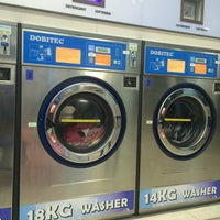 Photo taken at KleanCare Laundry by joanna on 12/19/2015