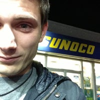 Photo taken at Sunoco by Tom H. on 1/10/2013