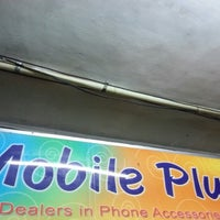 Photo taken at Mobile Plus by Infaz I. on 11/1/2012