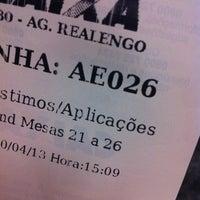 Foto diambil di Caixa Econômica Federal oleh Ingred pada 4/10/2013