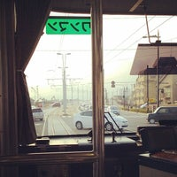 Photo taken at Yasunoya Station by Perf_ume6420 N. on 3/27/2014