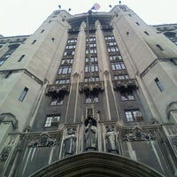 Photo taken at Masonic Temple by Dig Downtown on 10/3/2012