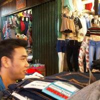Photo taken at Pasar Pagi by Adhan O. on 3/8/2013