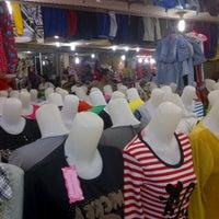 Photo taken at Pasar Pagi by Adhan O. on 1/15/2013