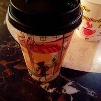 Снимок сделан в CoffeeHot пользователем Анастасия Л. 12/1/2013