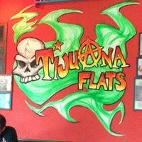 Photo taken at Tijuana Flats by Deborah B. on 9/1/2013