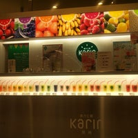 Photo taken at 果汁工房 果琳 イオン新潟青山ショッピングセンター店 by Toto on 6/11/2013