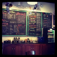 Photo taken at C'ville Coffee by Angelica on 10/8/2012