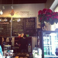 Photo taken at C'ville Coffee by Angelica on 12/15/2012