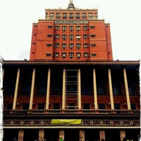 Photo taken at Intendencia Municipal de Montevideo by Sid D. on 10/19/2012