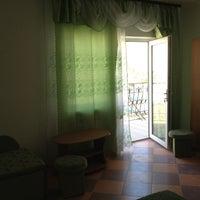 Photo taken at Мрия, гостиница by Артём К. on 5/4/2013