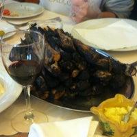 Photo taken at Restaurant La Garrofa by Ivan F. on 2/9/2013