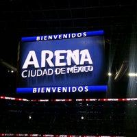 Foto tirada no(a) Arena Ciudad de México por Viko G. em 6/8/2013